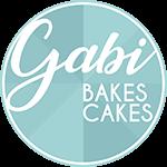 Gabi Bakes Cakes Logo